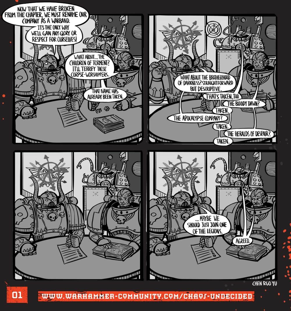 No  01 - Name Generator - Warhammer Community