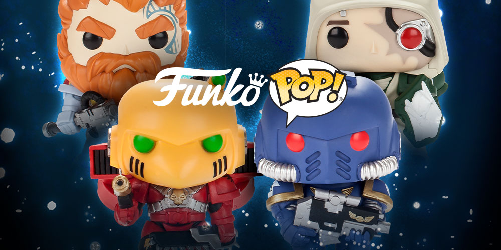 Space Marines Funko POP! Collection - Warhammer Community