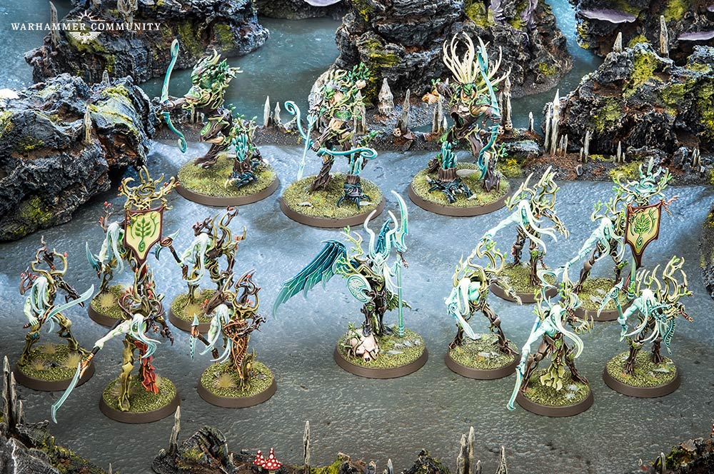 A Late Bloom for the Sylvaneth - Warhammer Community