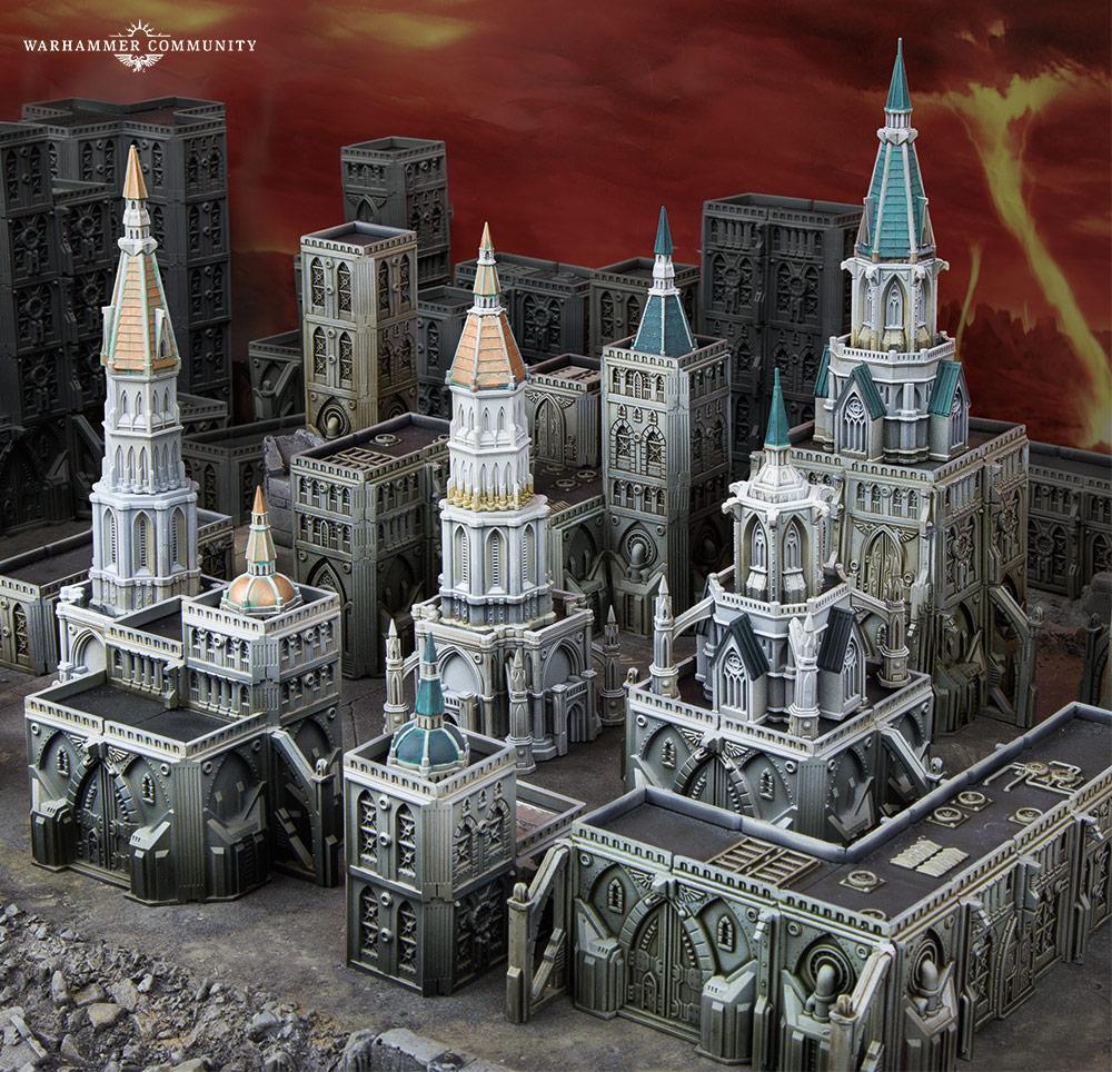 Adeptus Titanicus: Terrain 101 - Warhammer Community