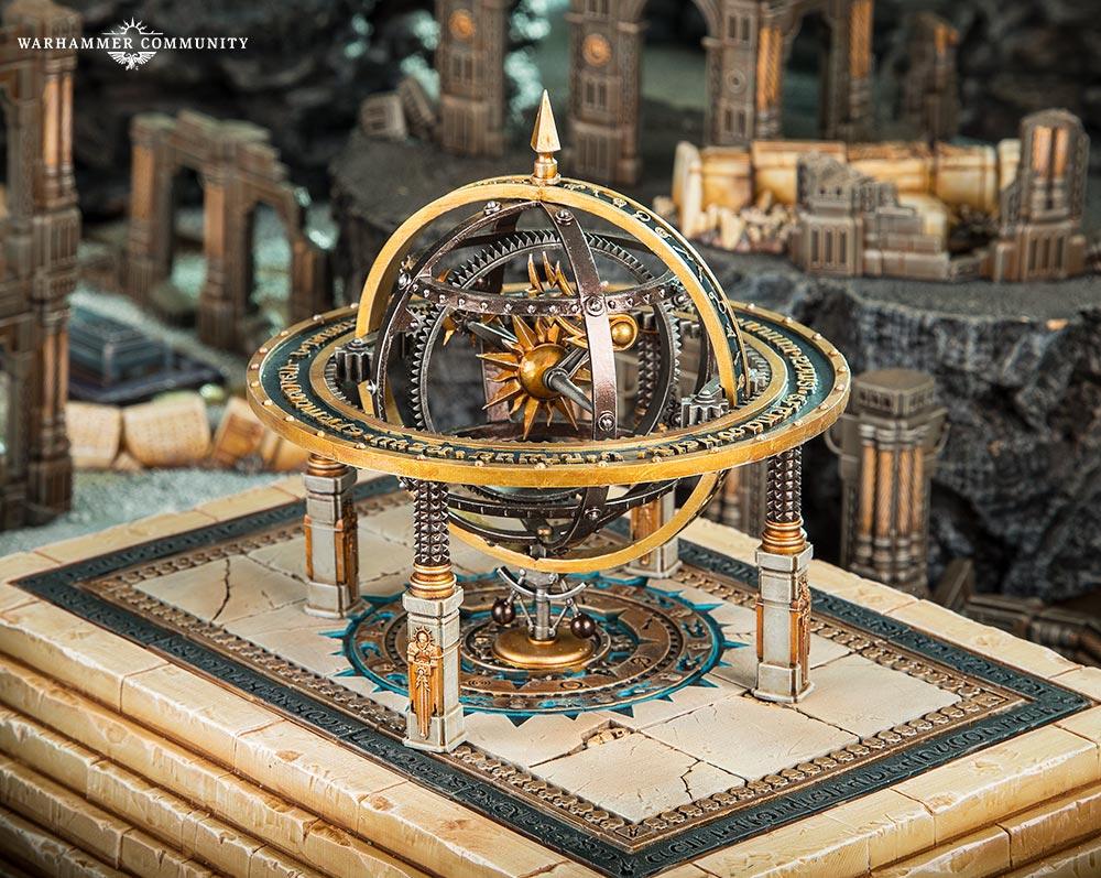 Forbidden Power: The Scenery - Warhammer Community