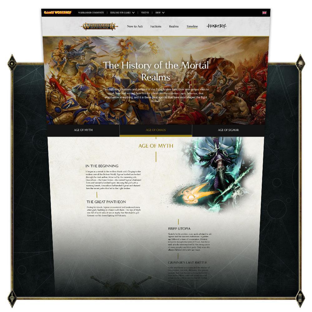 Forbidden Power: The Story So Far - Warhammer Community