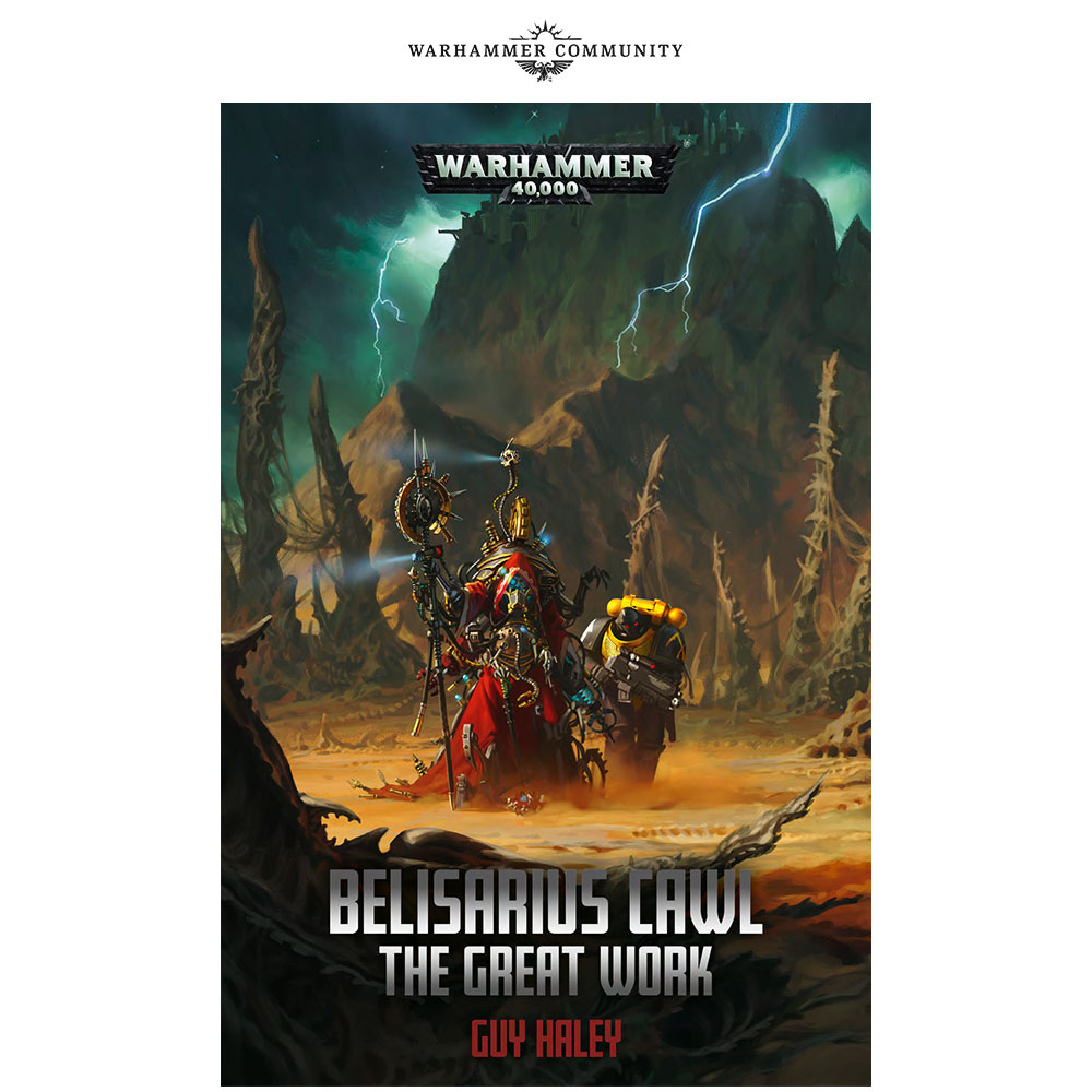 Programme des publications The Black Library 2019 - UK - Page 3 BLLiveReveals-Jun1-BelisariusCawlGreatWork7ntcd