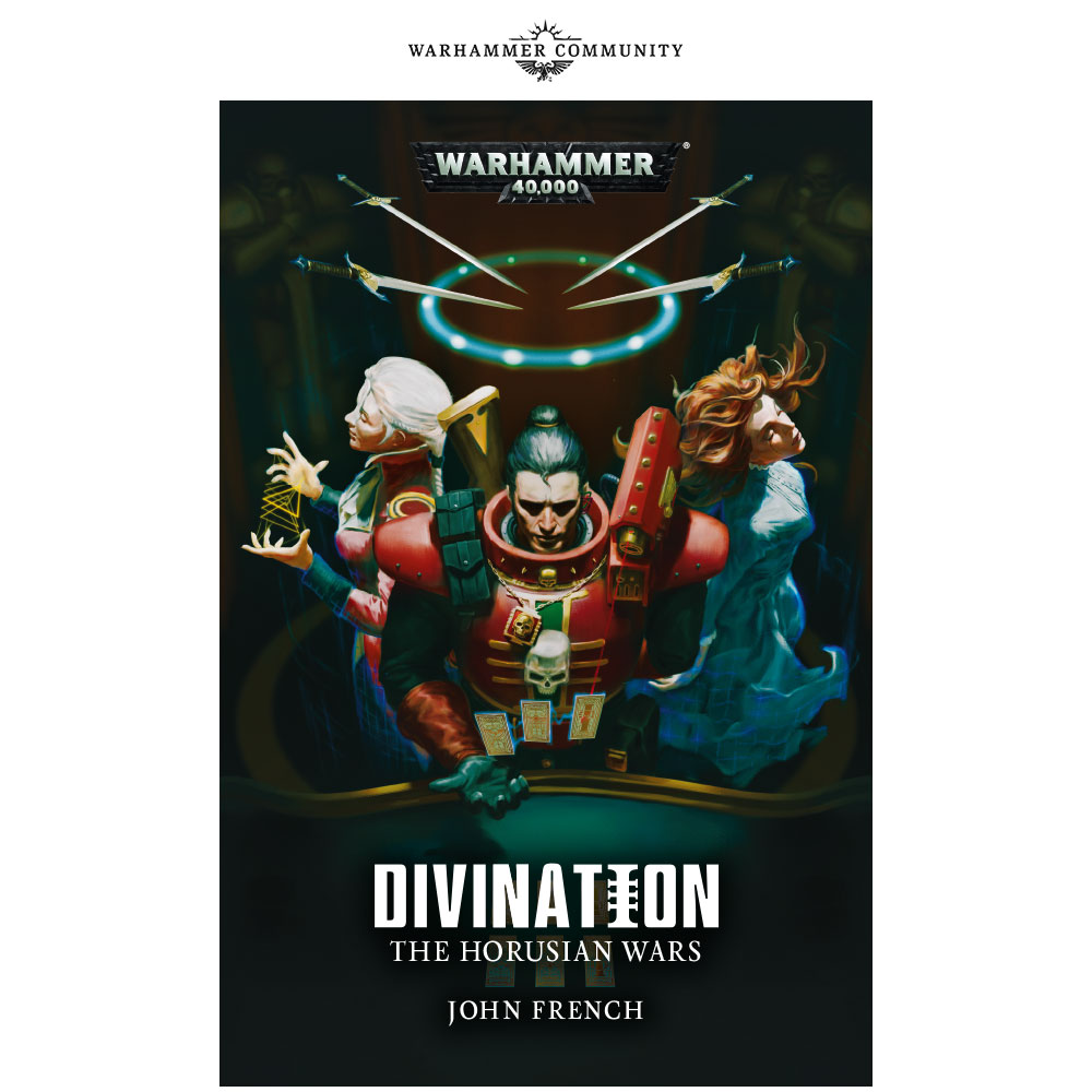 Programme des publications The Black Library 2019 - UK - Page 3 BLLiveReveals-Jun1-Divination13mhiaf