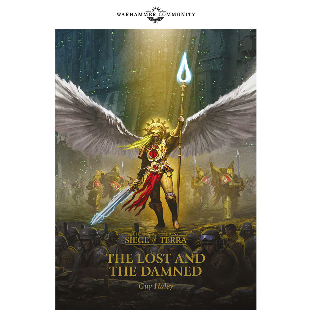 Programme des publications The Black Library 2019 - UK - Page 3 BLLiveReveals-Jun1-LostDamned15fbsi