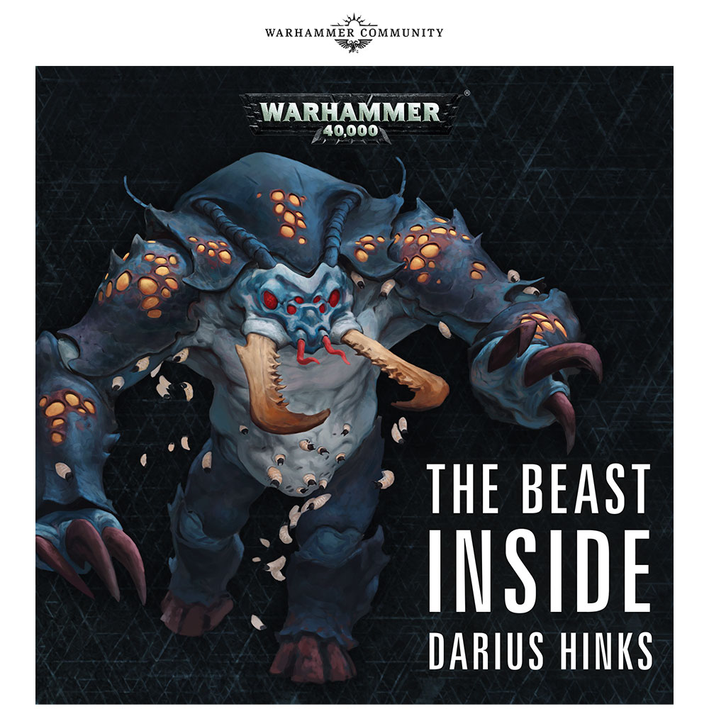 Programme des publications The Black Library 2019 - UK - Page 3 BLLiveReveals-Jun1-TheBeastInside14tshn