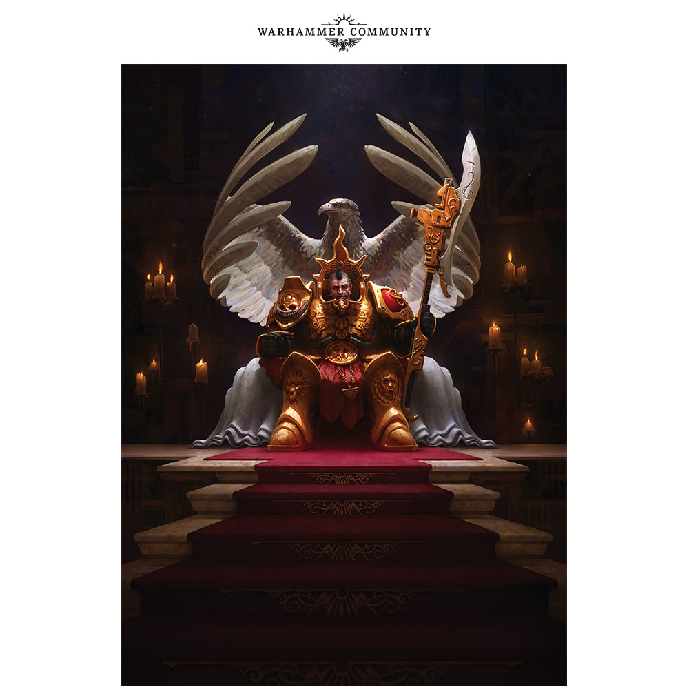 Programme des publications The Black Library 2019 - UK - Page 3 BLLiveReveals-Jun1-ValdorBirthOfTheImperium27dyhat