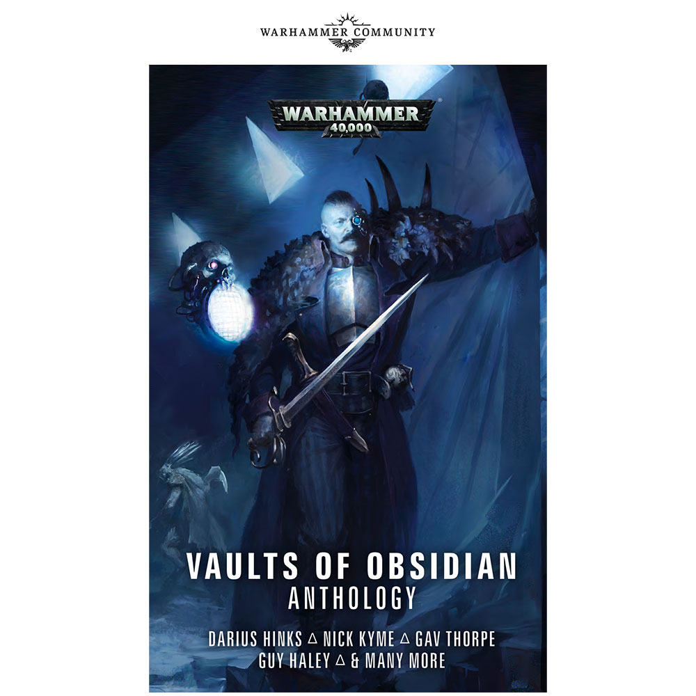 Programme des publications The Black Library 2019 - UK - Page 3 BLLiveReveals-Jun1-VaultsOfObsidian14piag