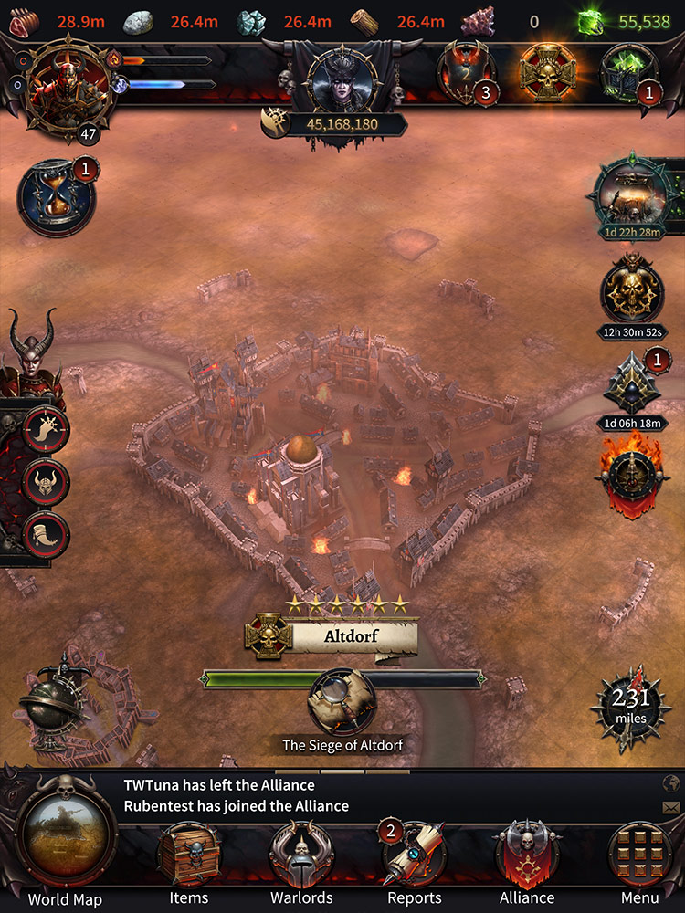 Chaos & Conquest on Your Phone and Tablet - Warhammer Community
