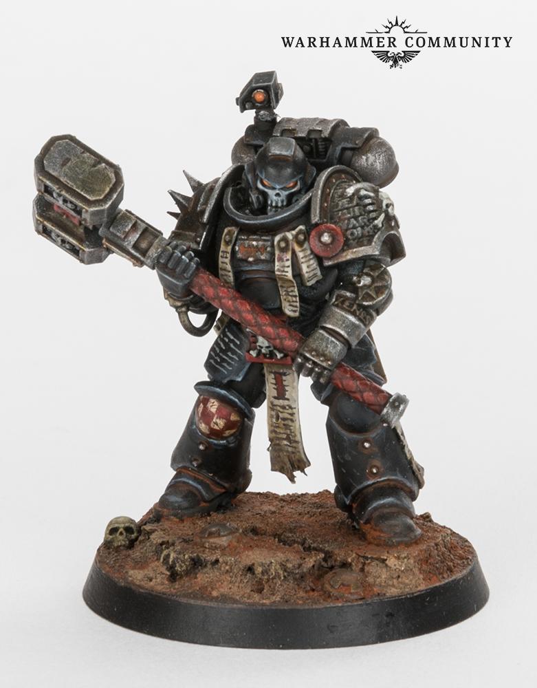 40K Deathwatch Kill Team Thunder hammer A