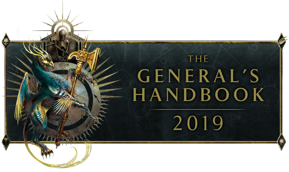 The General's Handbook 2019: Matched Play - Warhammer Community
