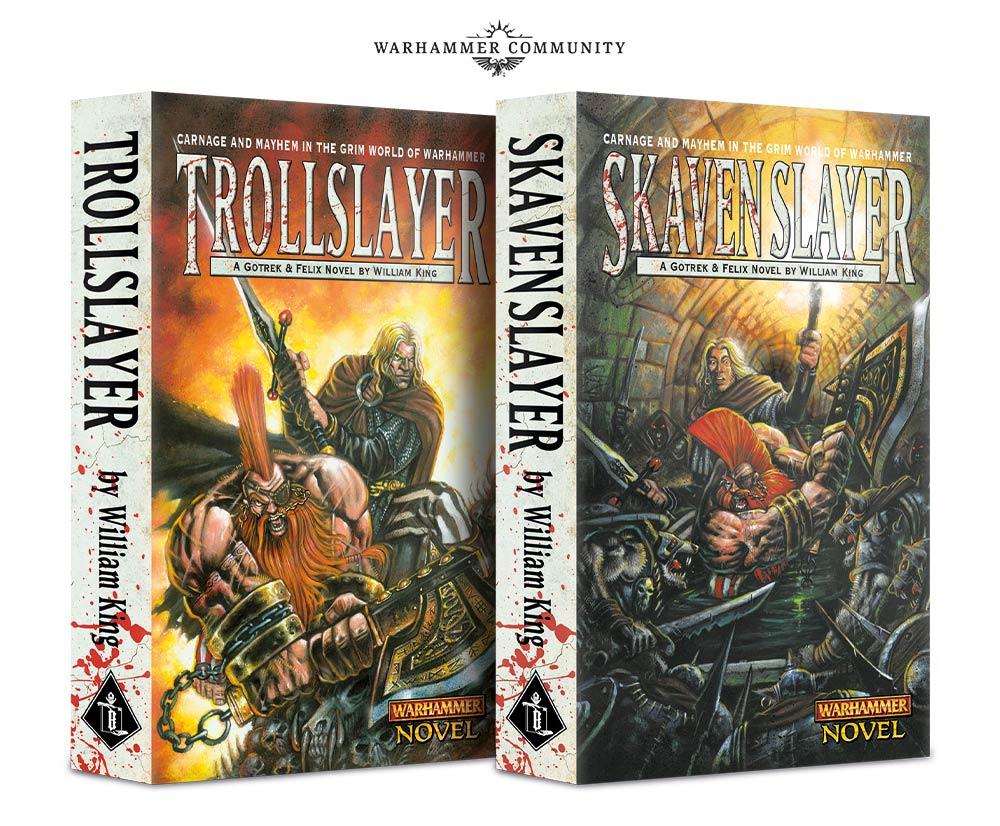 Gotrek Gurnisson: The Story So Far - Warhammer Community