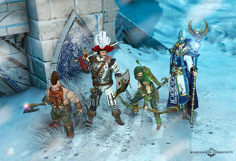 Warhammer: Chaosbane – Out Now! - Warhammer Community