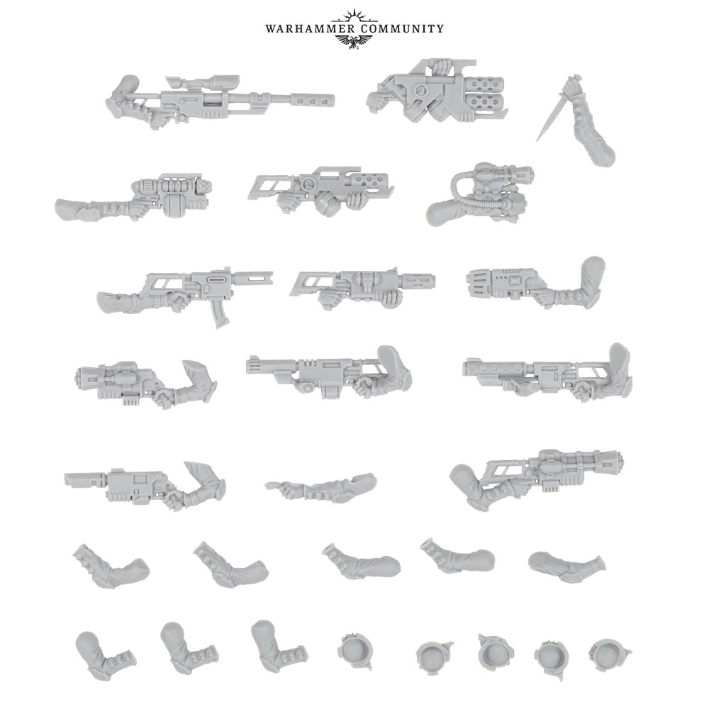 Necromunda Pre-orders: Delaque Upgrades and New Hangers-on
