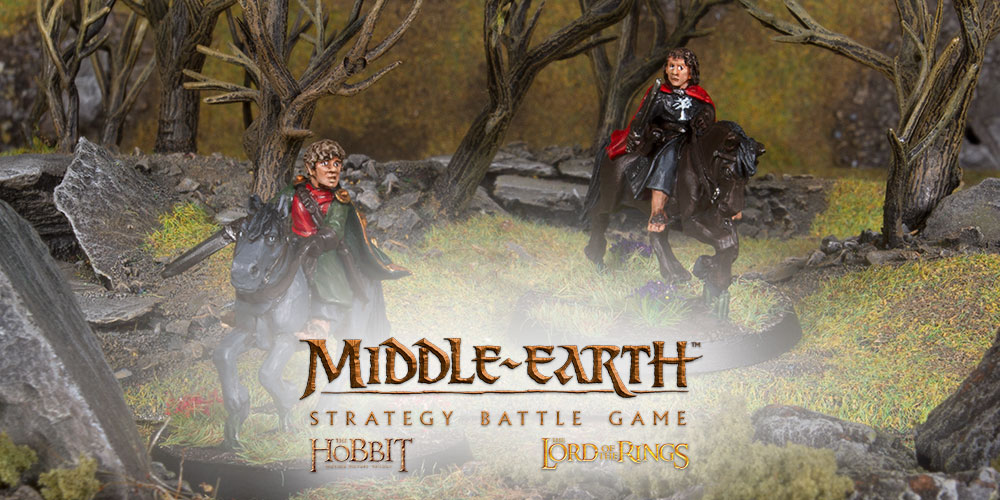 Middle-earth(TM) Hobby Bingo: Midsummer Update - Warhammer Community