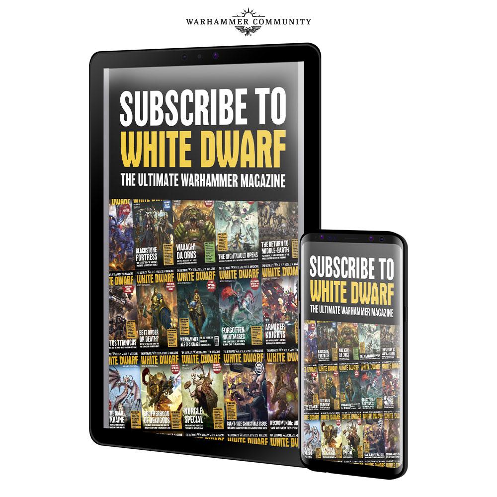White Dwarf Preview: June - Warhammer Community