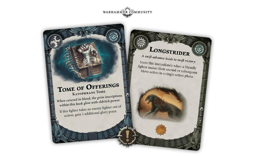 Warhammer Underworlds Shadespire Errata