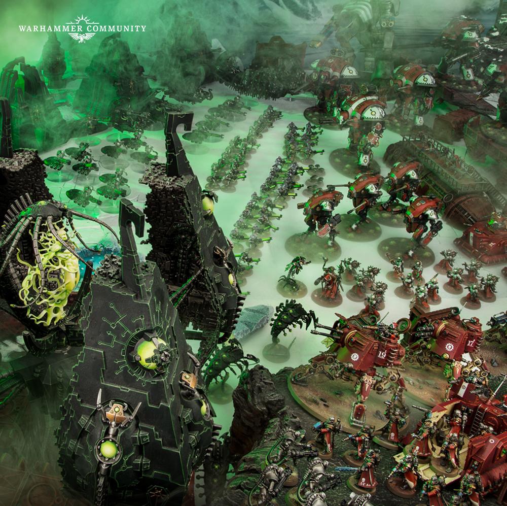 Apocalypse Faction Focus: Necrons - Warhammer Community