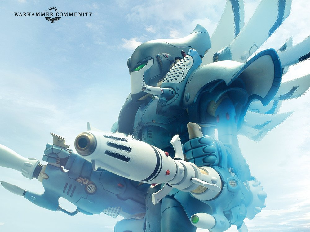 Apocalypse Faction Focus: Titans - Warhammer Community