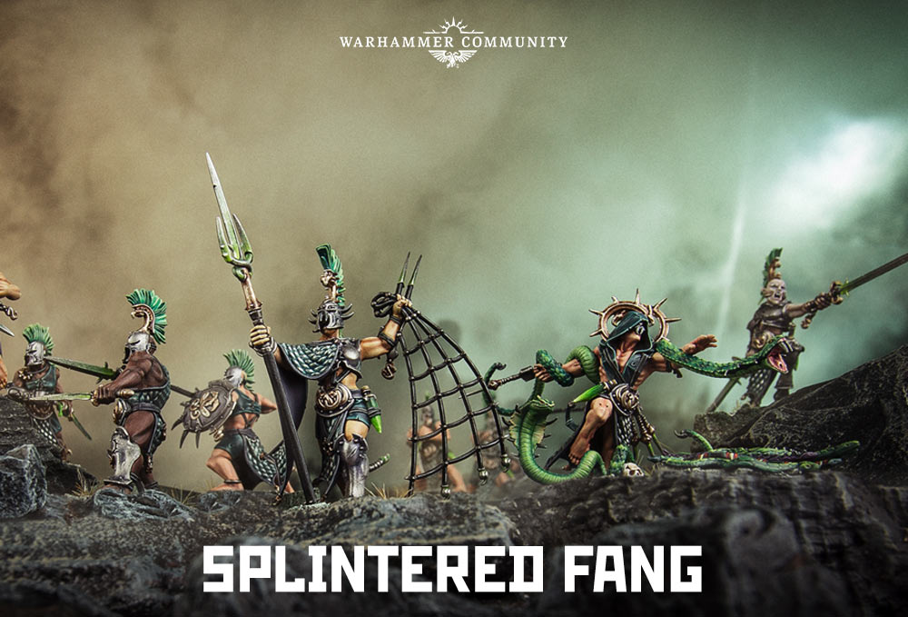 age of sigmar Warcry warband