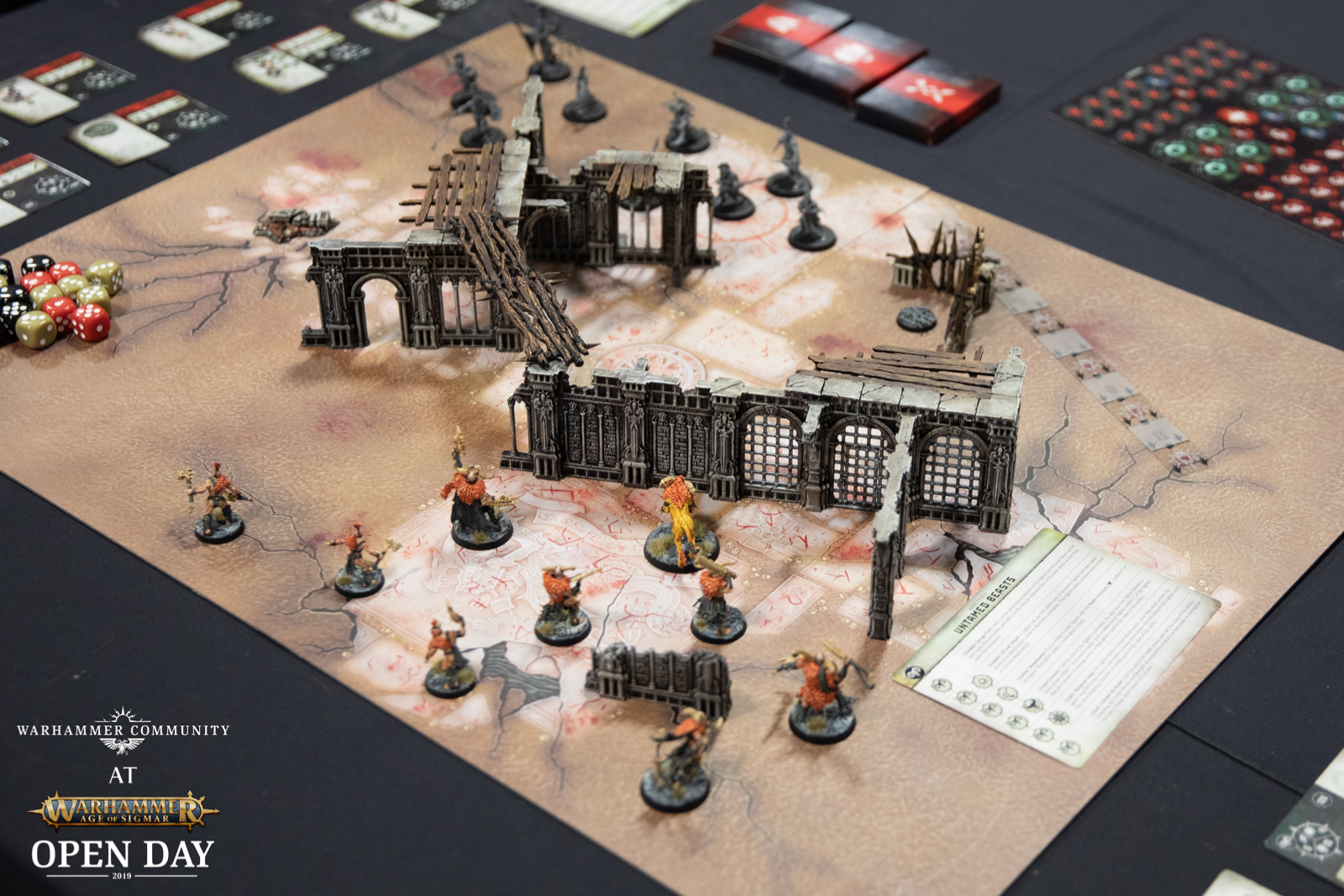 Breaking News from the Age of Sigmar Open Day | Frontline Gaming