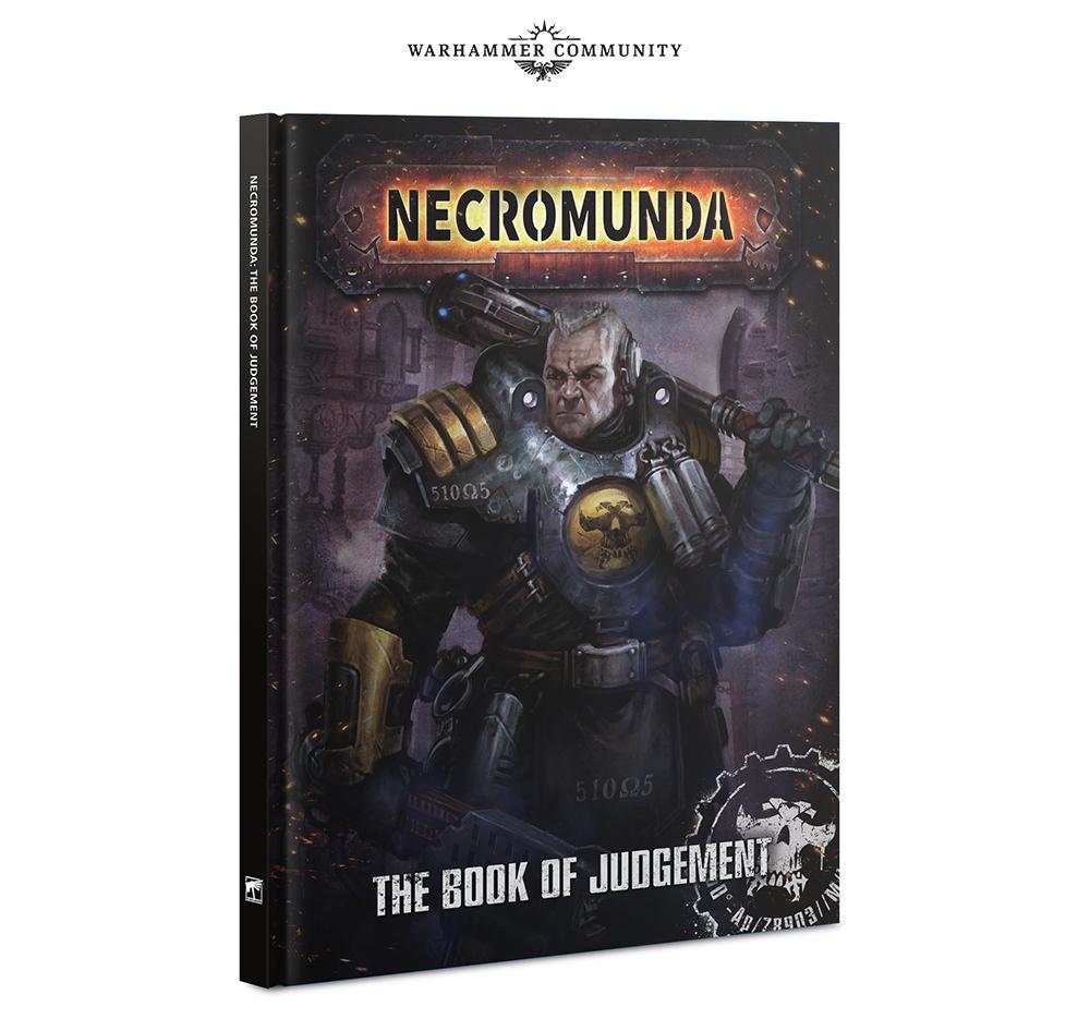 Necromunda palanite Enforcers