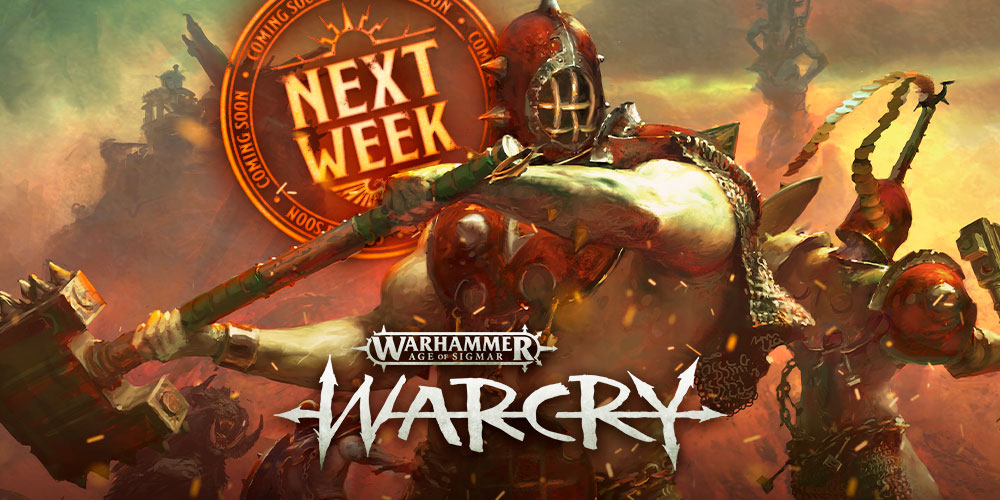 Coming Soon: WARCRY - Warhammer Community