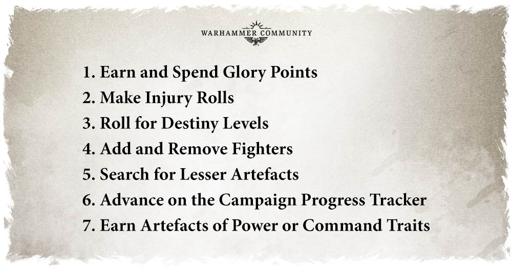 Warcry Preview: Campaigns - Warhammer Community