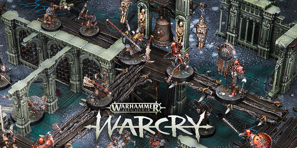 3 Reasons Warcry Scenery is Awesome - Warhammer Community