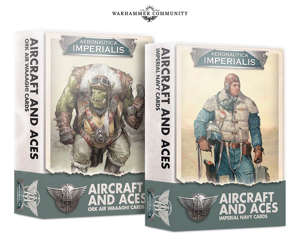Aeronautica Imperialis  Wings of Vengeance Aircrafts