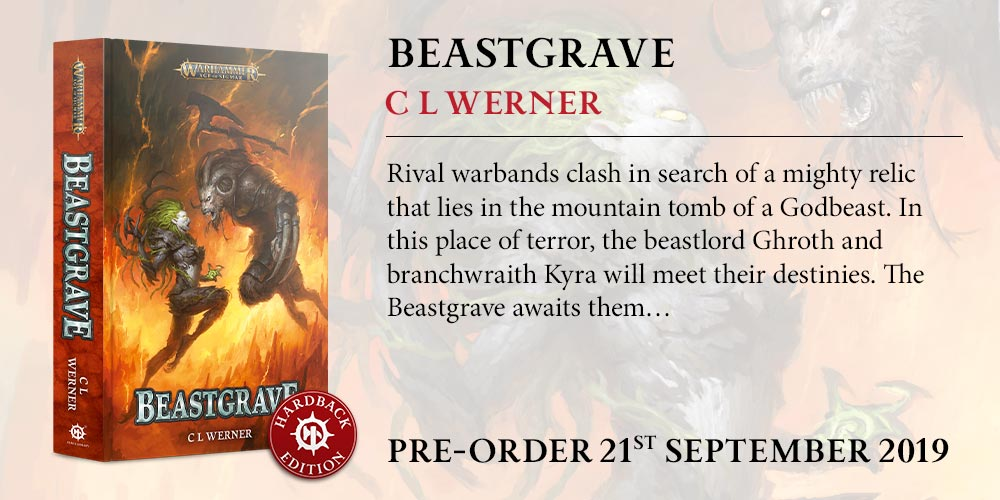Programme des publications The Black Library 2019 - UK - Page 4 BLComingSoon-Beastgrave_HB