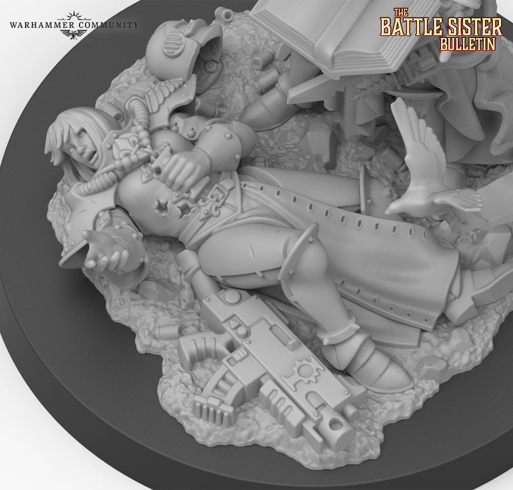 plastic sisters of battle preview