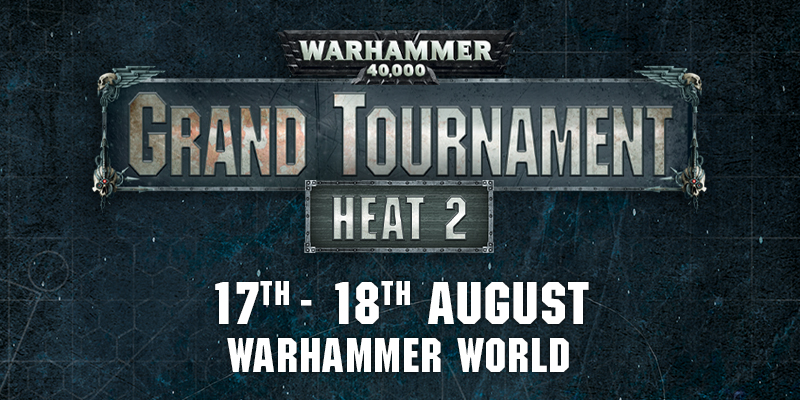 16 Exciting Warhammer Events Coming Soon! - Warhammer Community