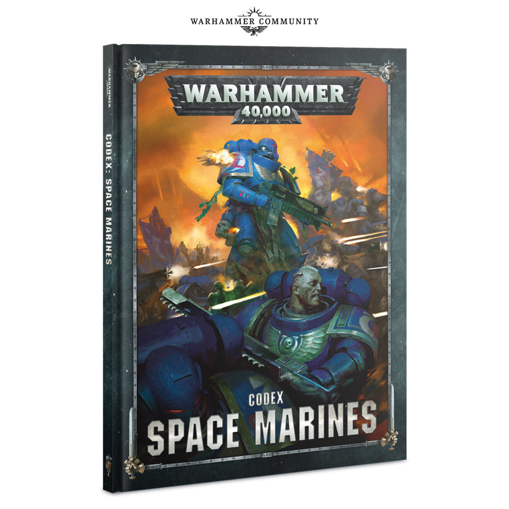 new space marines codex