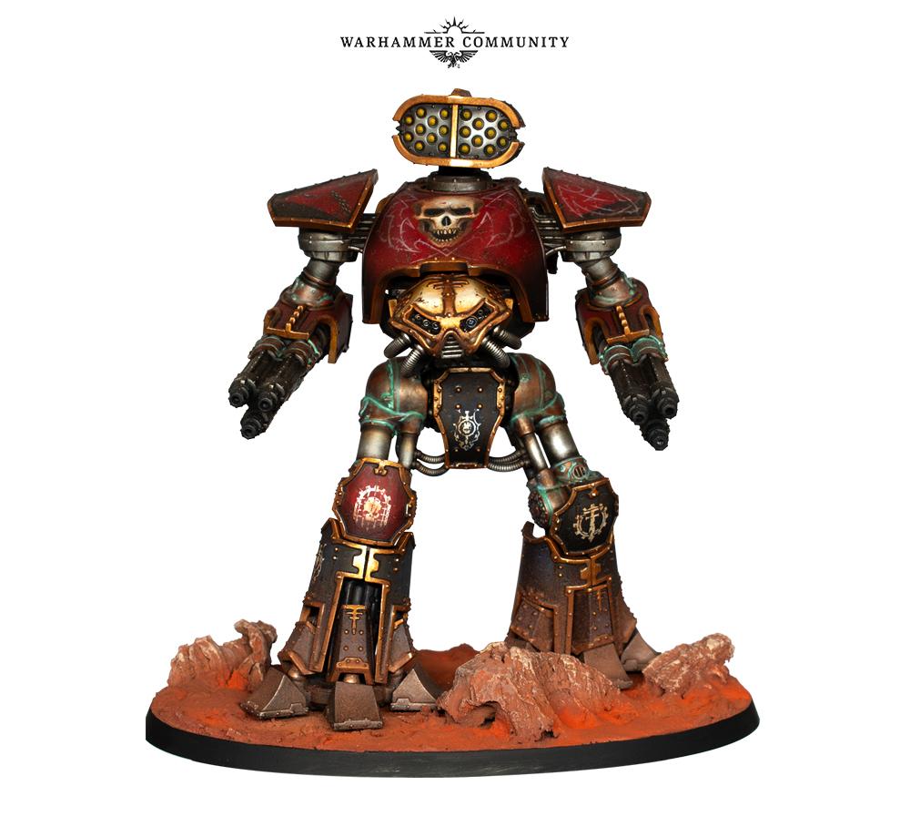 Adeptus Titanicus Archives - Warhammer Community