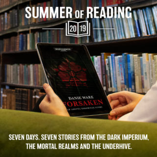 Black Library Summer of Reading
