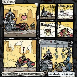#12 – Fumin'