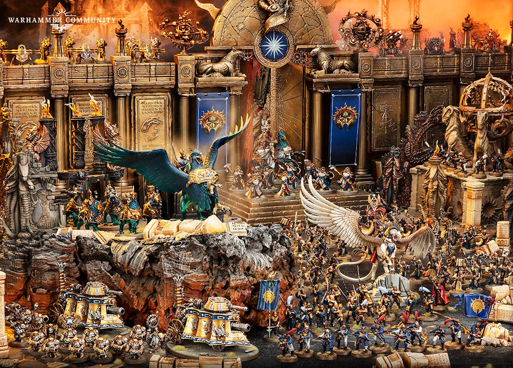 """Image result for cities of sigmar warhammer community"""""""