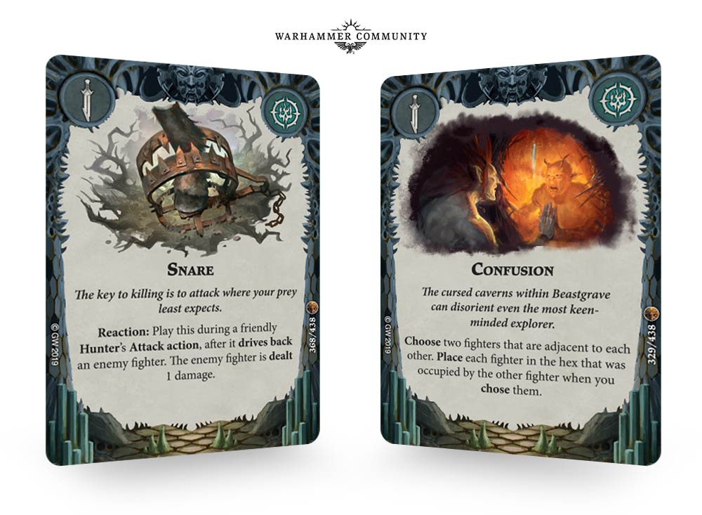 Warhammer Underworlds Season 3 Beastgrave unboxing