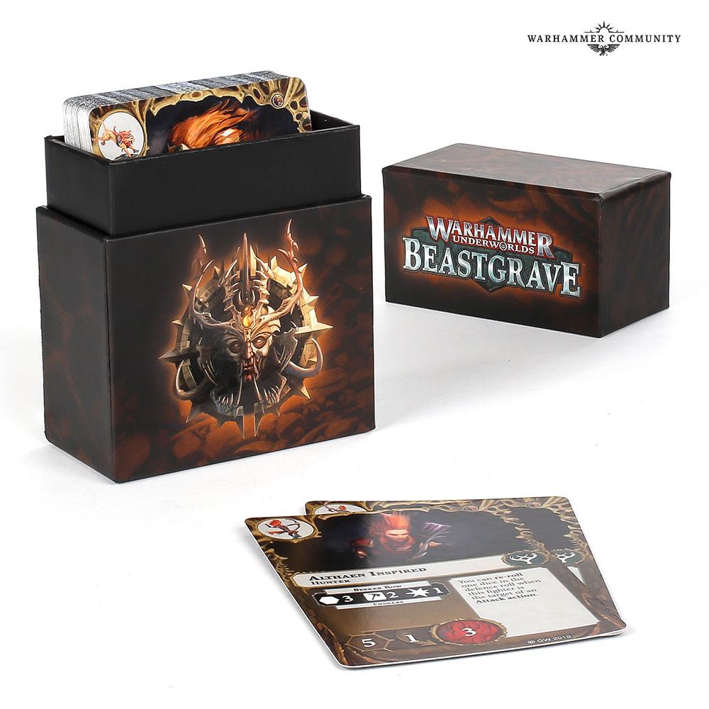 beastgrave Warhammer Underworlds season 3