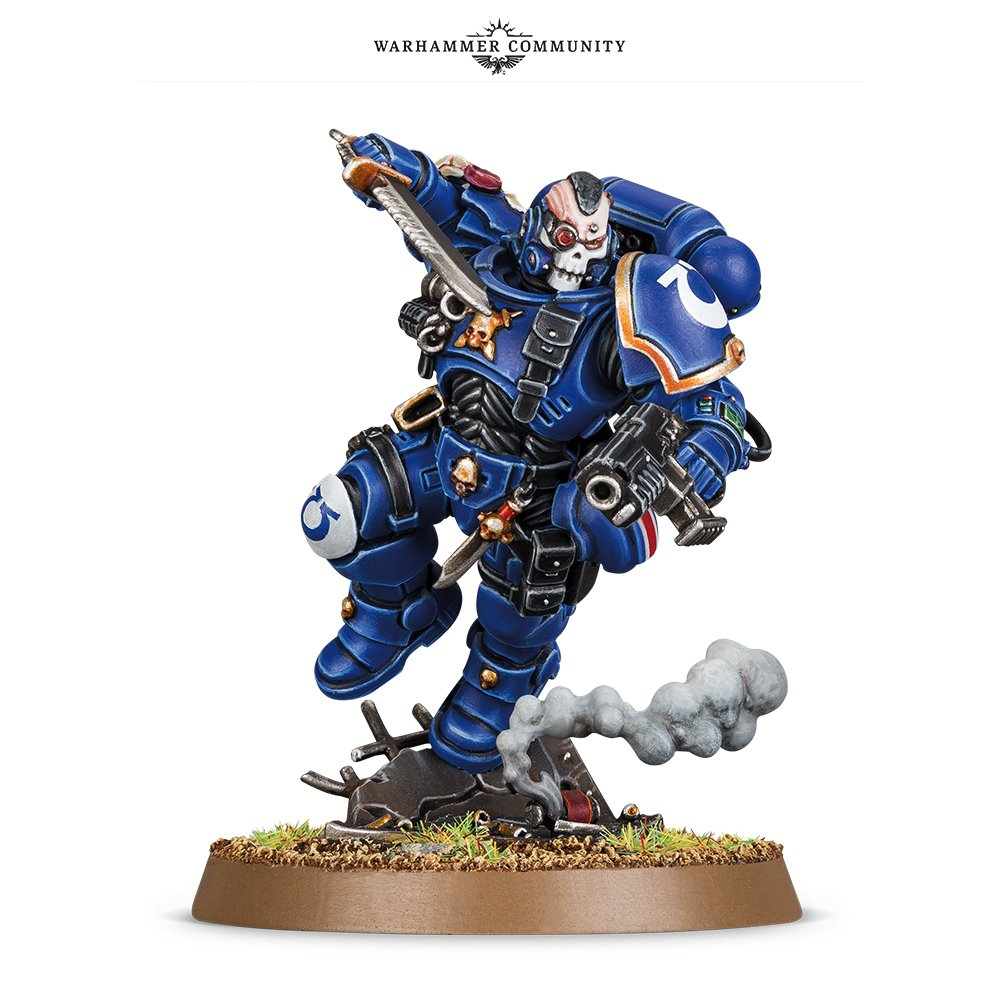 raven guard iron hand codex supplement new models