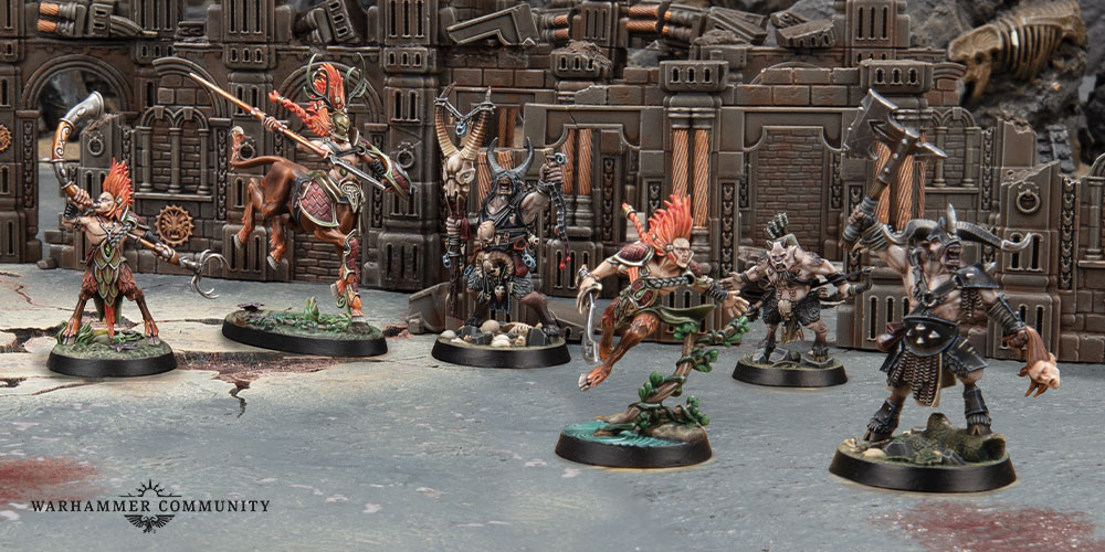 Age of sigmar rules beastgrave