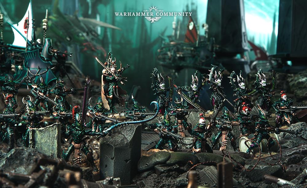 psychic awakening phoenix rising warhammer 40000 eldar