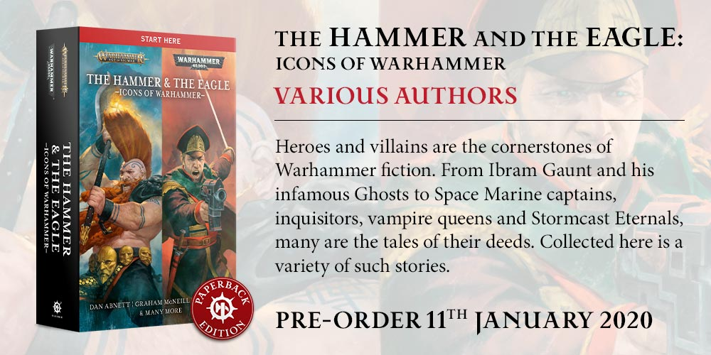 Programme des publications The Black Library 2019 - UK - Page 5 BLComingSoon-Jan2020-HammerEagle_PB