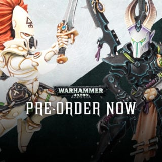 New to Pre-order