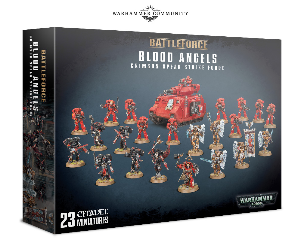 warhammer 40000 age of sigmar battleforce