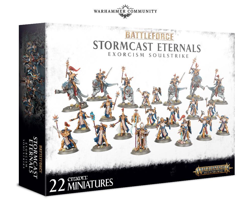 warhammer 40000 age of sigmar battleforce