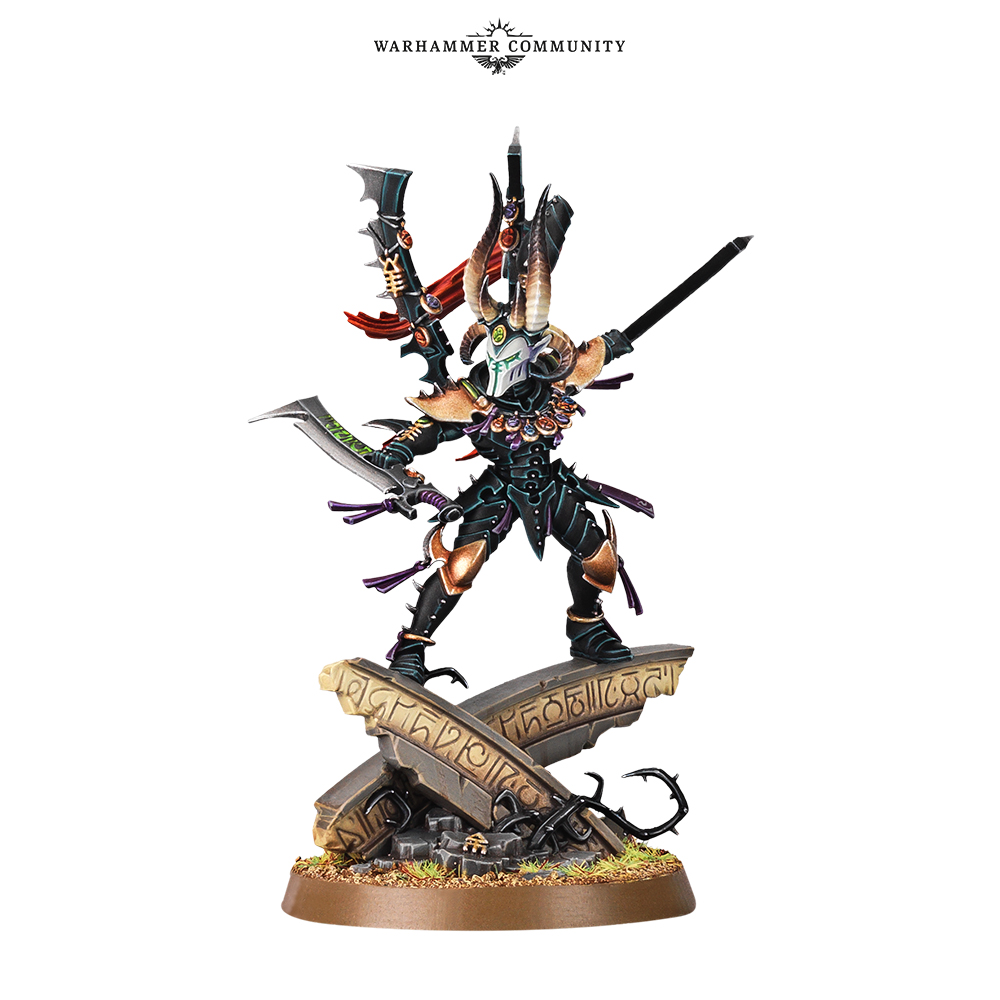 eldar new models