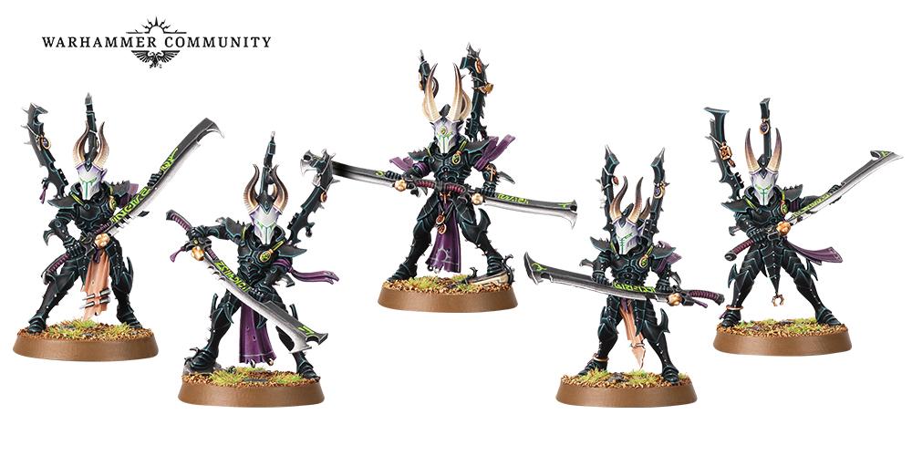 psychic awakening eldar dark eldar warhammer 40000
