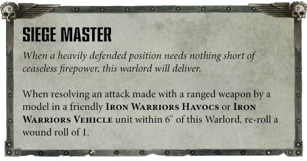 Warhammer 40000 psychic awakening Chaos Space Marines preview